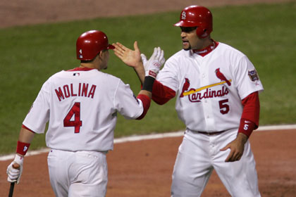 Cardinals and Yadier Molina Must Avoid Pujols-like Drama in ContractTalks